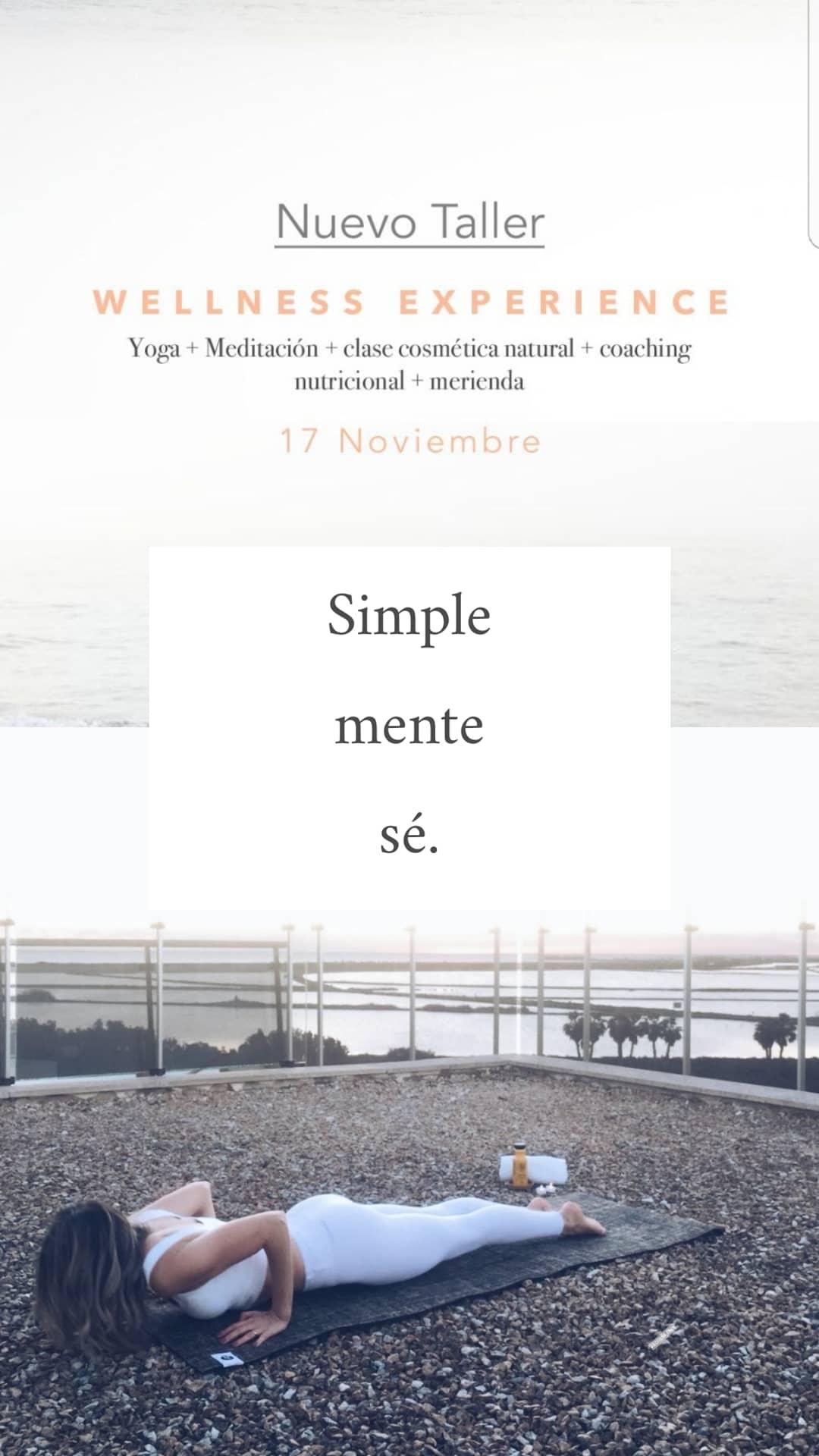 taller bienestar yoga murcia a coruña foodvibes wellness code